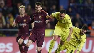 Messi Villarreal 10122017