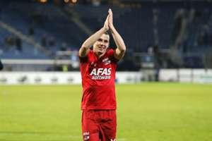 Oussama Idrissi AZ - sc Heerenveen 27-1-19