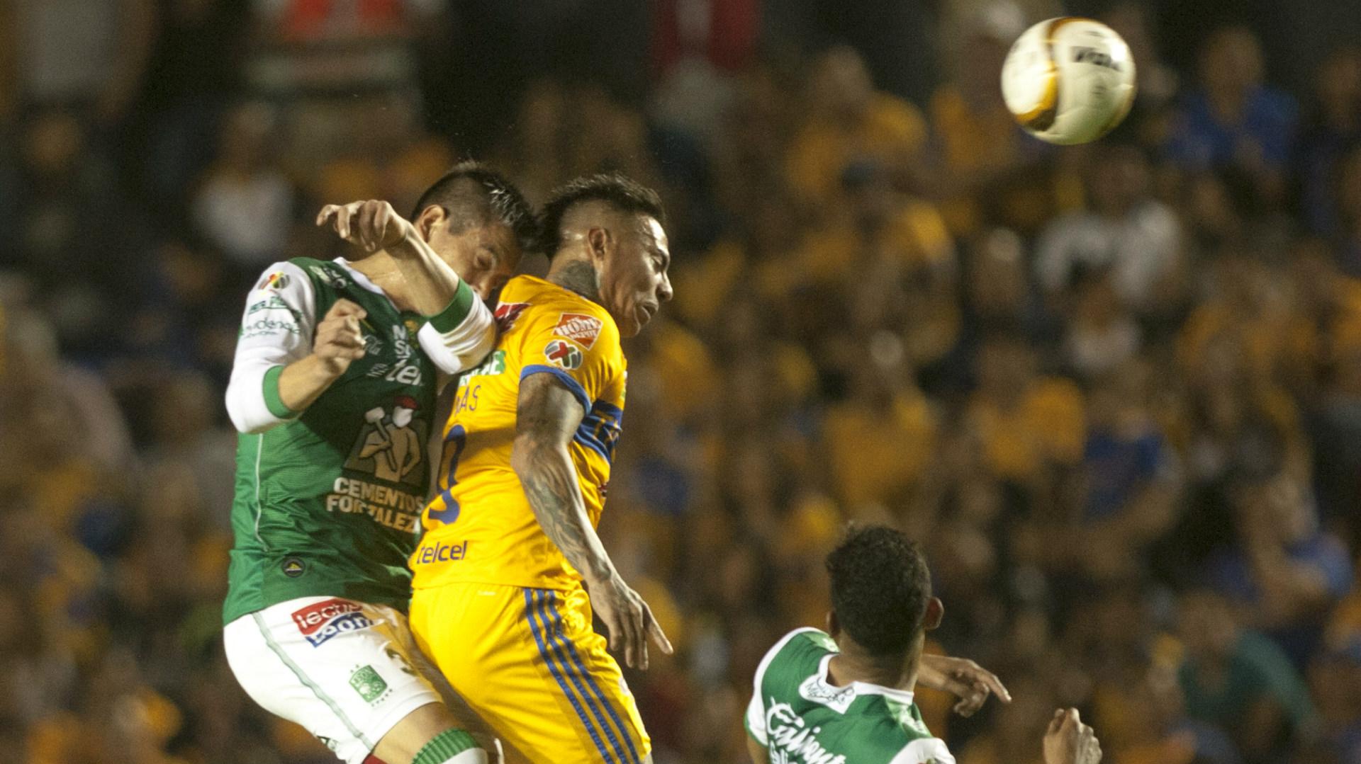 Juan Cornejo Leon Eduardo Vargas Tigres