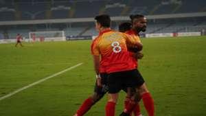 I-League 2018-19: East Bengal bank on Jaime, Jobby combination in Kolkata derby