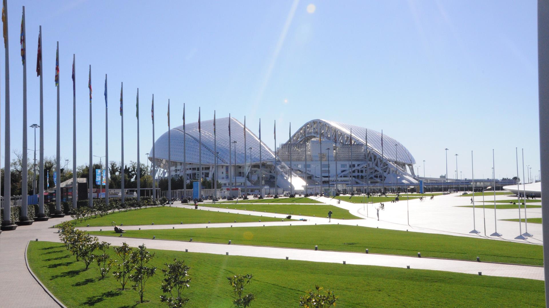 Fisht Stadium Sotchi Stade