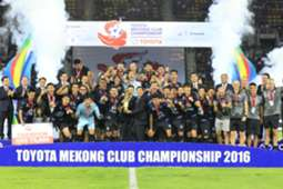 Toyota Mekong Cup Championship winners Thailand