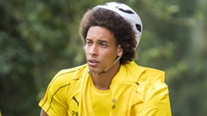 GERMANY ONLY Axel Witsel Borussia Dortmund Bundesliga 0817