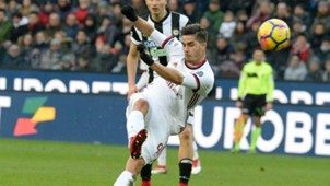 Andre Silva Udinese Milan Serie A 04022018
