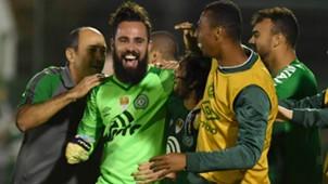 Jandrei Chapecoense Defensa y Justicia Copa Sul-americana