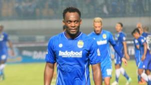 GALERI PERSIB BANDUNG - Aksi Michael Essien & Carlton Cole Kontra Bali United