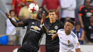 Paul Pogba - Real Salt Lake v Manchester United