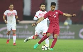 قطر - البحرين