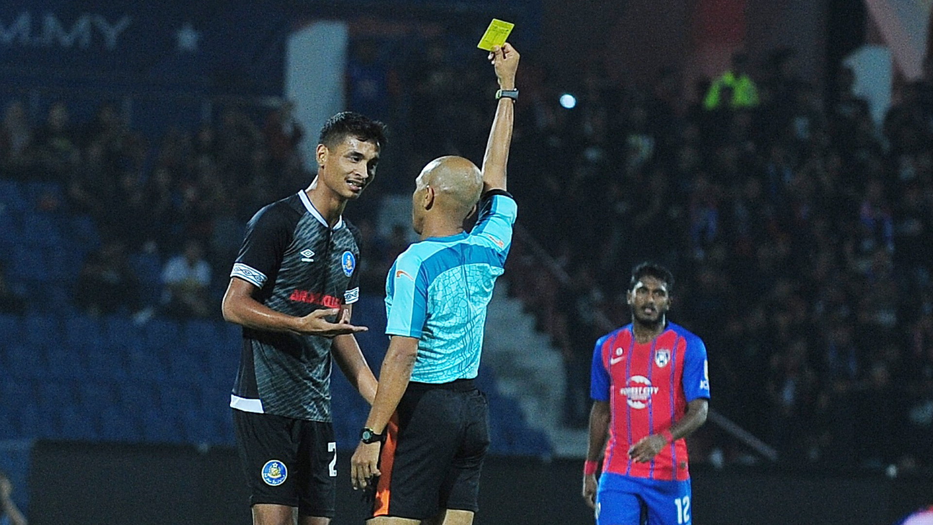 Safuwan Baharudin, Johor Darul Ta'zim v Pahang, Malaysia Super League, 14 May 2019