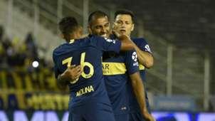 Boca Aldosivi Amistoso Pretemporada Enero 2019