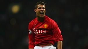 Cristiano Ronaldo Manchester United 21052008