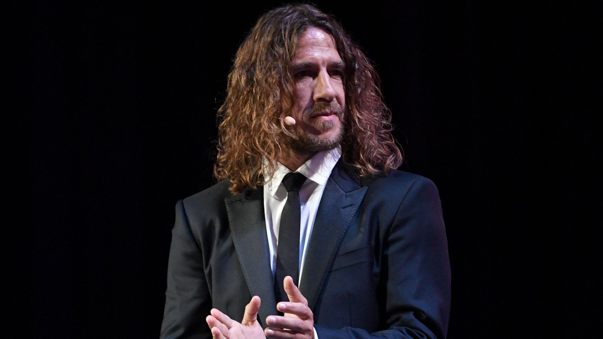 Carles Puyol FIFA World Cup 2018 draw