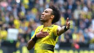 *GER ONLY* Pierre-Emerick Aubameyang BVB Borussia Dortmund