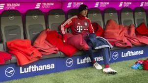 ONLY GERMANY FC Bayern München Lufthansa Thomas Müller Bank