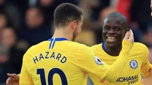 2019-01-04 Kante Hazard Chelsea