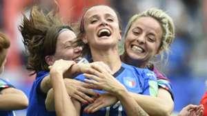 Italy celebrate 2019