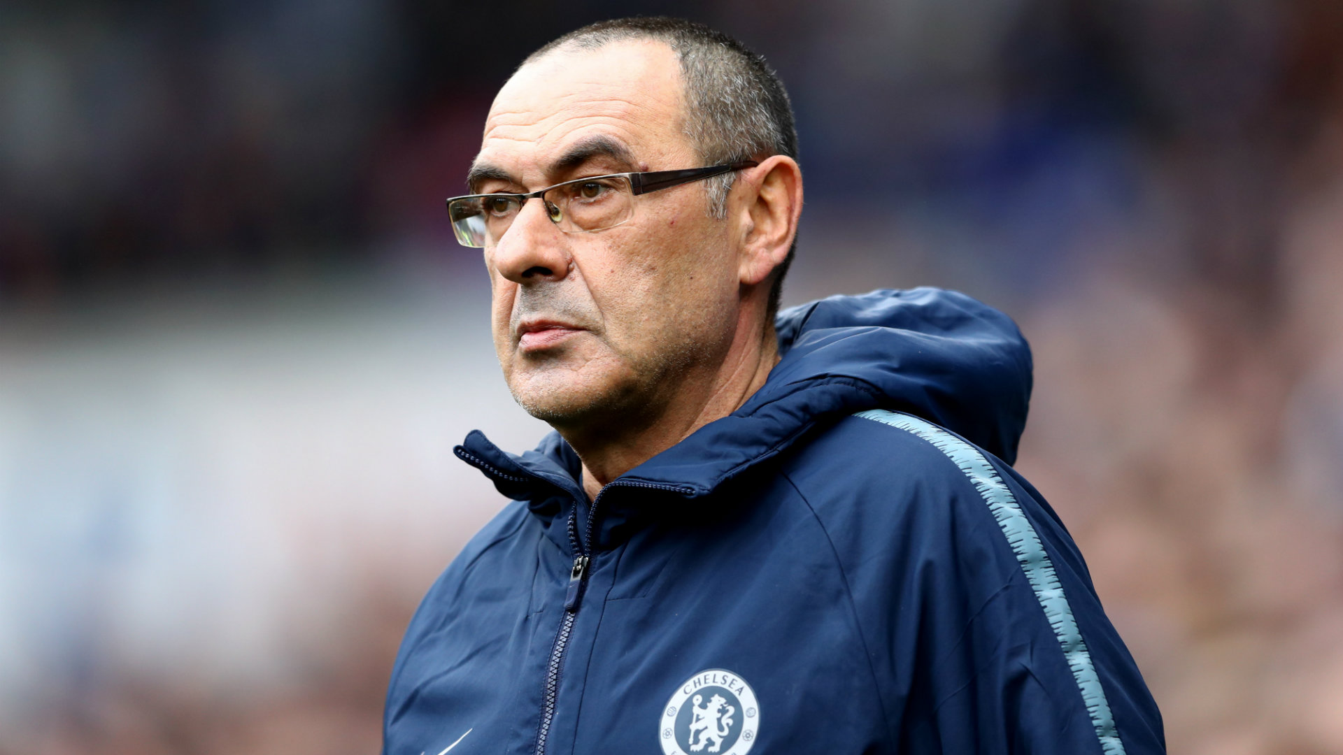 Under-fire Sarri issues plea to Chelsea fans