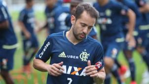 Everton Ribeiro Flamengo treino 21 06 2017