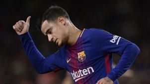 Philippe Coutinho Barcelona Getafe La Liga