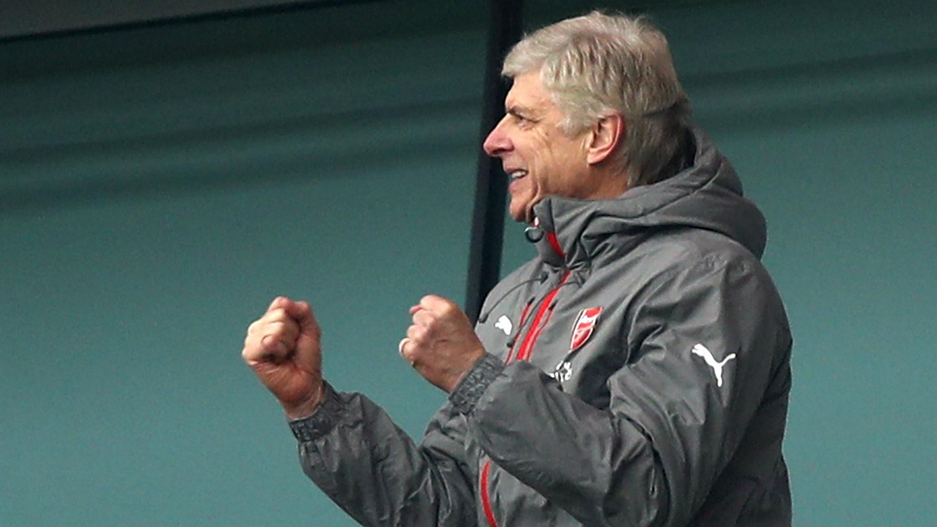 Arsene Wenger Arsenal Hull