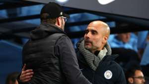 Guardiola 'congratulates' Liverpool on winning the Premier League