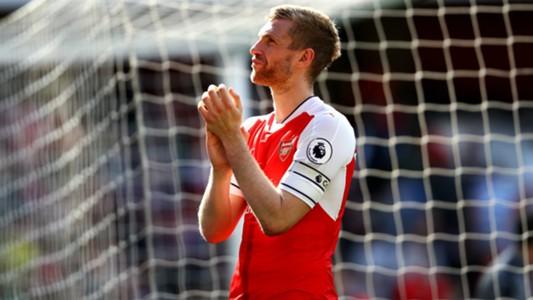 Per Mertesacker Arsenal Premier League