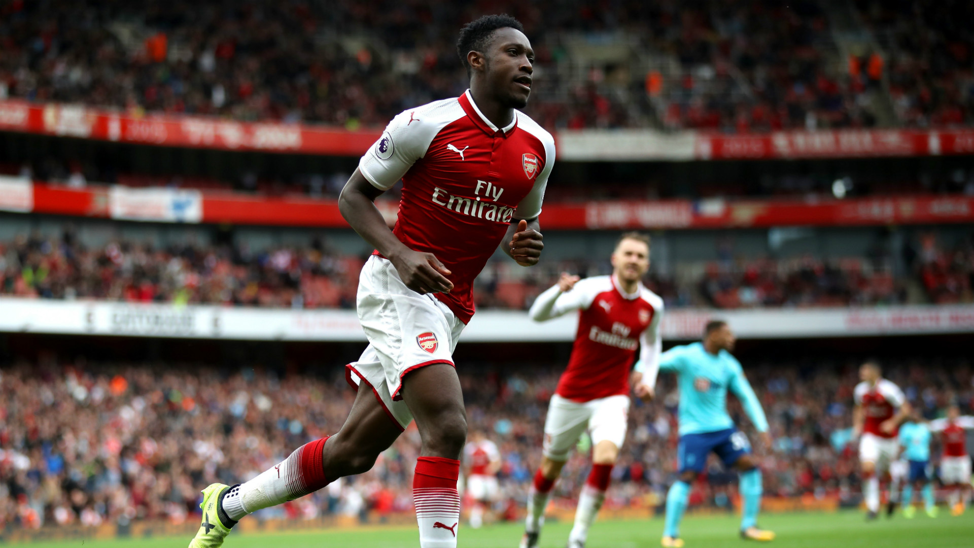 Danny Welbeck Arsenal Bournemouth Premier League