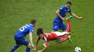 Euro 2016 - Day 13