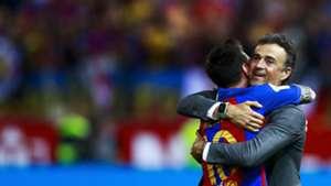 Messi Luis Enrique