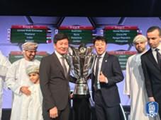 Asian cup 아시안컵