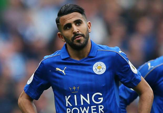 Mahrez reveals desire to leave Leicester City