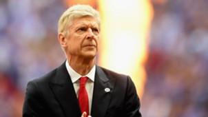 Arsene Wenger Arsenal FA Cup