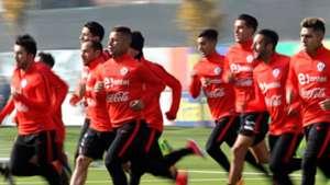 Selección chilena 29/05/2017