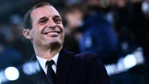 Massimiliano Allegri Juventus Genoa