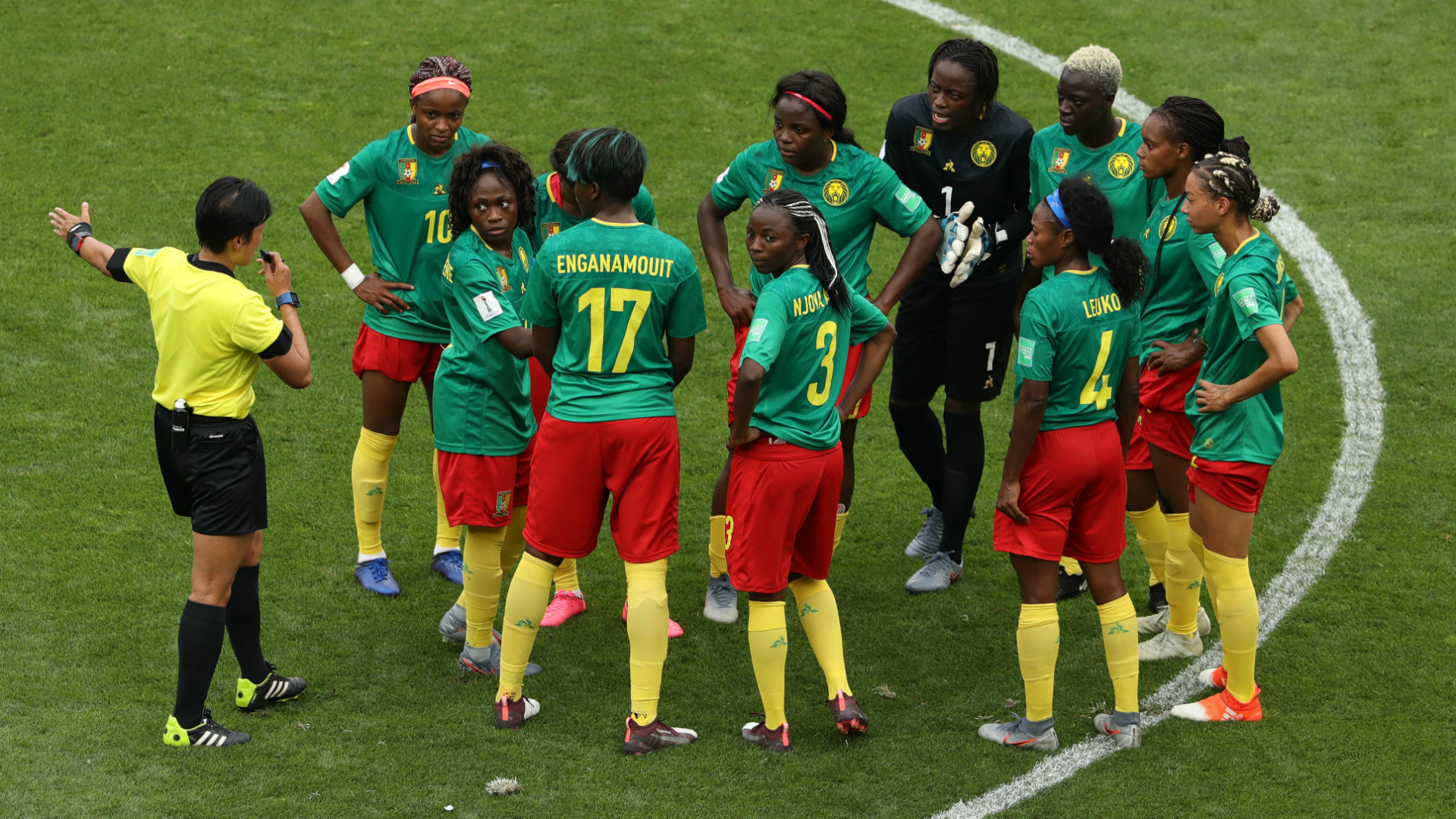 Cameroon World Cup 2019