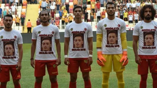 Malatyaspor Mesut Özil 04082018