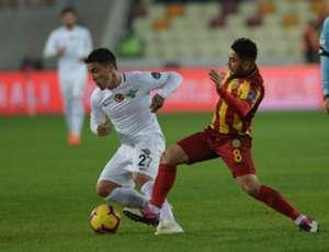 Yeni Malatyaspor Akhisarspor Turkish Super League 12/03/18