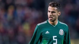 Diego Reyes Selección mexicana 090818