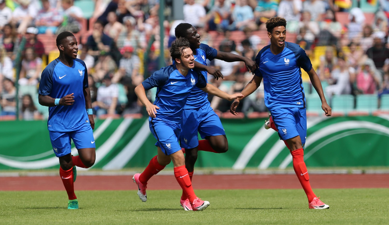 CdM (U17) : la France débute par un carton