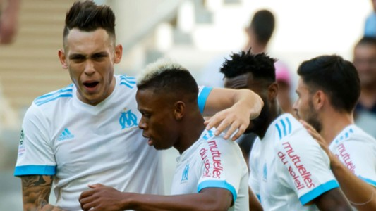 Clinton Njie Marseille Angers Ligue 1 20082017