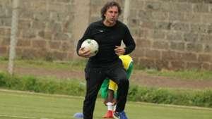 Hassan Oktay of Gor Mahia FC.