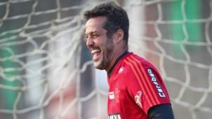 Julio Cesar Flamengo treino 20042018