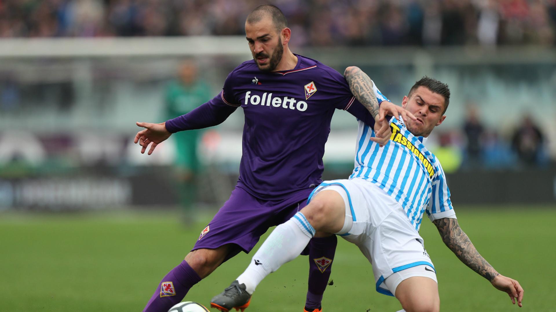 Riccardo Saponara Fiorentina SPAL Serie A
