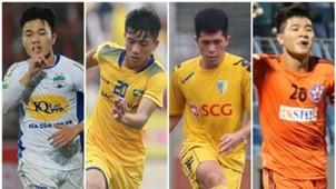 Đánh giá cầu thủ U23 Việt Nam sau vòng 2 V.League 2018