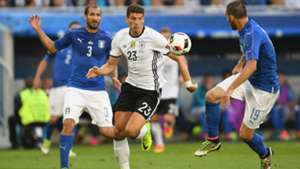 Mario Gomez Germany Deutschland Italien Italy UEFA EURO 02072016