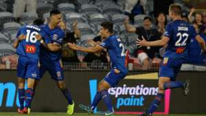 Newcastle Jets Joey Champness