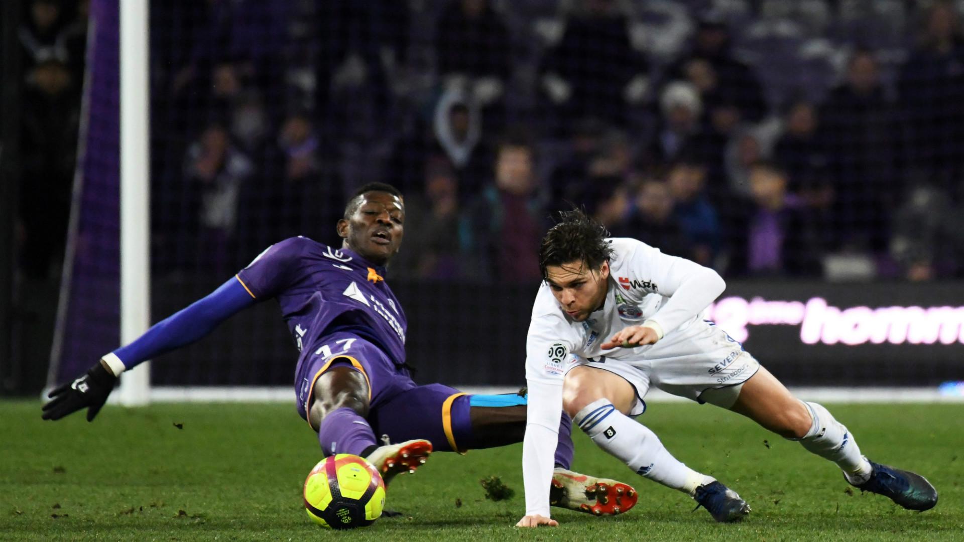 Ibrahim Sangare Toulouse 2018-19