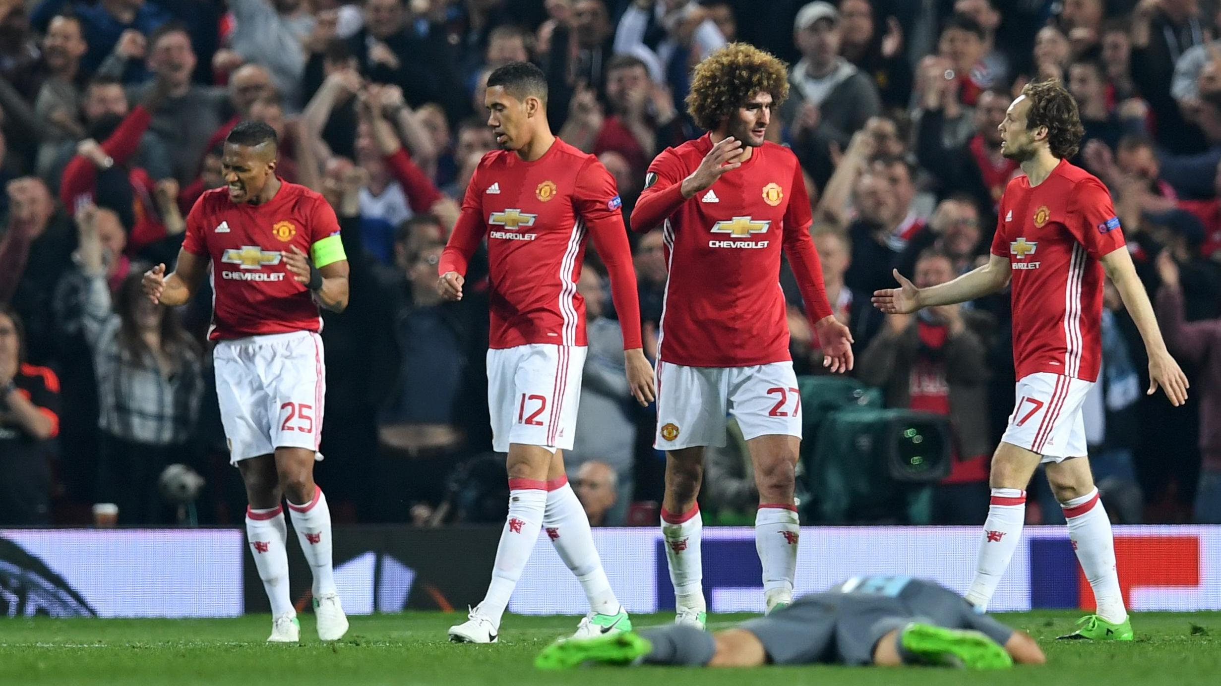 Manchester United Celta Vigo Europa League