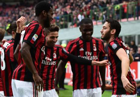 Nagyon megszenvedett a Milan, magabiztosan nyert az AS Roma