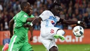 Bafetimbi Gomis Marseille Saint-Etienne Ligue 1 16042017